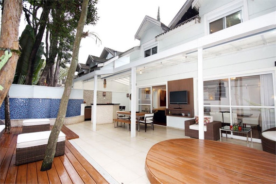 Condomínio - 4 Suites - Venda - Alto Da Boa Vista - 375-im356645