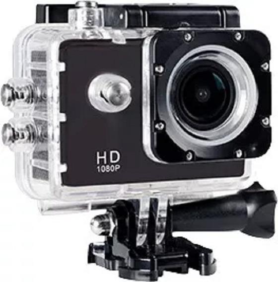 Câmera Filmadora Full Hd A Prova D