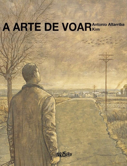 A Arte De Voar Quadrinho Independente Frete R$ 12,00