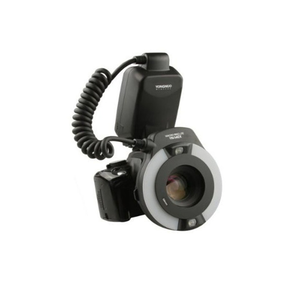 Flash Circular Macro Yongnuo Yn 14 Ex Para Canon