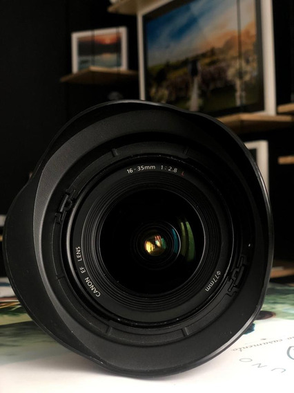 Lente Ef 16-35mm F/2.8l Is Usm