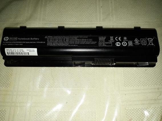 Bateria Compaq Cq42 G62 G62-364dx G7-1117cl G7 Como Nueva