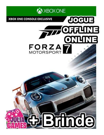 Forza Motorsport 7 Xbox One Midia Digital + 1 Brinde