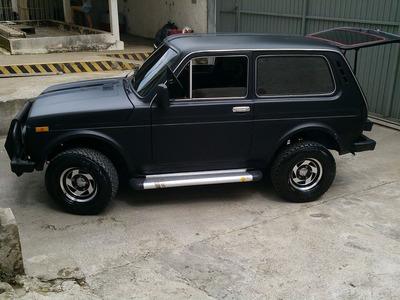 Jeep Niva (lada) 4x4 Com Bloqueio