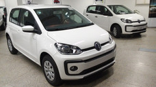 Volkswagen Move Up 5ptas My18 Plata Imotion Contado 2017 0km