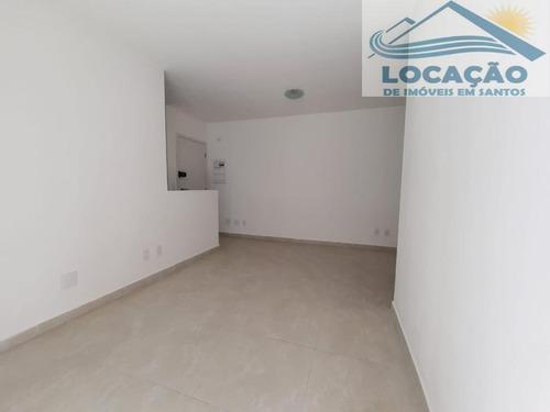 Alugo Apartamento Novo Com 2 Dormitórios, Ponta Da Praia, Sa - 2982