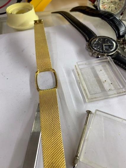 Relógio Feminino Vacheron Constantin Ouro