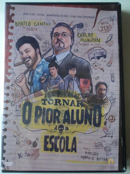 Dvd-como Se Tornar O Pior Aluno Da Escola:original