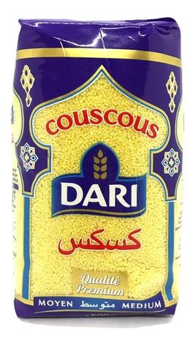 Cous Cous Dari Premium 500 Gr Trigo Marruecos