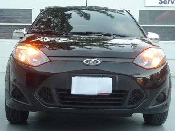 Ford Fiesta Move, 1.6l, 2013, Negro, 5ptas