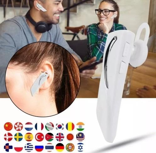 Pronta Entrega! Tradutor Smart - Simultâneo 28 Idiomas