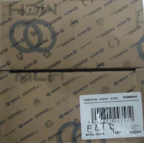 Piston Fiesta 1.6 Std Mch 53060041 Rt