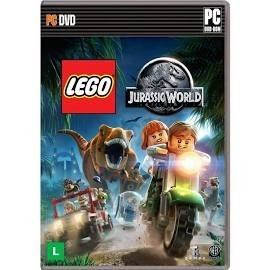 Jogos Para Pc Jurassic World Lego + Marvel Lego Vingadores