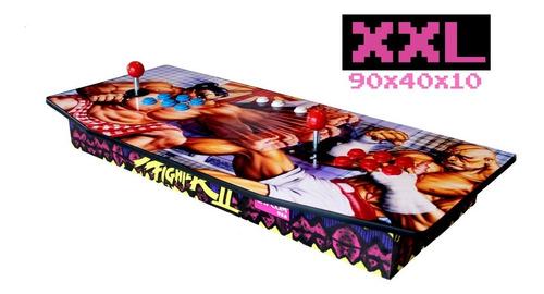 Comandos Arcade Multijuego Xxl 90x38x10 Cuotas