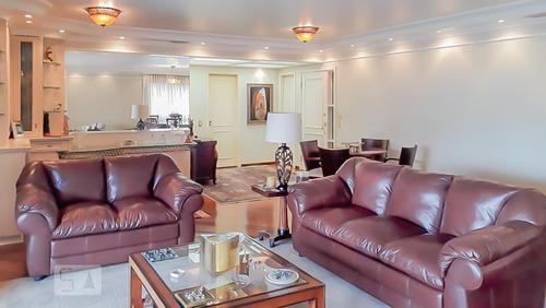 Apartamento À Venda - Moema, 3 Quartos,  228 - S893074618