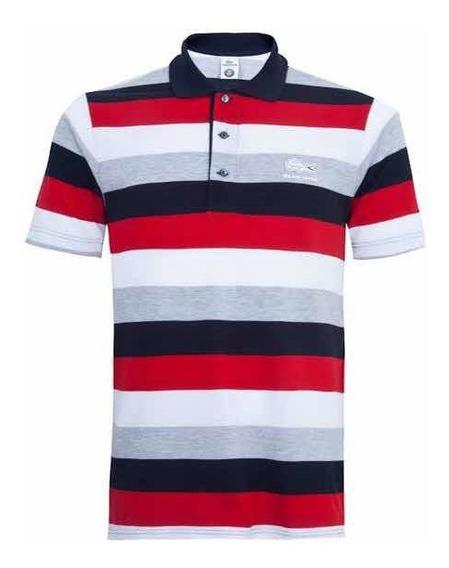 Camisa Polo Lacoste Roland Garros Original