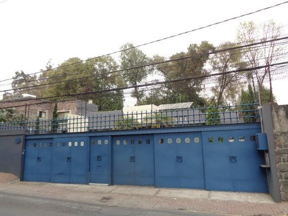 Casa En Renta Con Uso Comercial En San Jerónimo Lídice