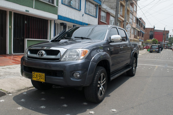 Toyota Hilux Diesel 4x4 Automatica 2008