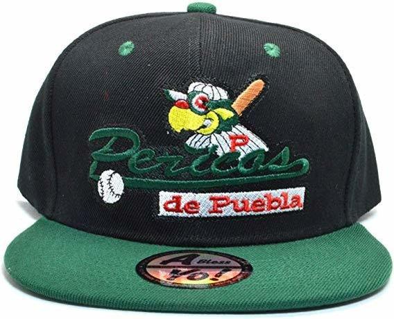 Ablessyo Pericos De Puebla Mexico League Baseball Snapback C
