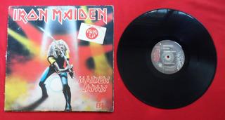 Iron Maiden 30 Maiden Japan En Vinil.