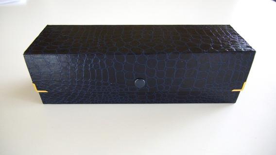 Joyero Rectangular Grande - Diseño Italiano - Caja De Joyas