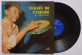 Jackson Do Pandeiro Lp - É Sucesso [1967 Cantagalo]