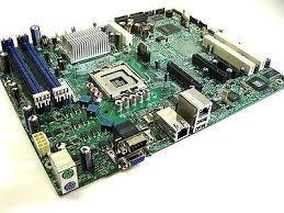 Intel Server Board S3200ah +pocessador Xeon + 8gb Memoria