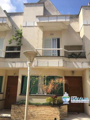 Sobrado De Condomínio Com 2 Dormitórios Suítes Vila Santa Clara - A62781