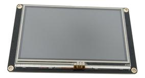 Tela Lcd Nextion 4.3 Enhanced Tft 480x272 Touch Para Arduino