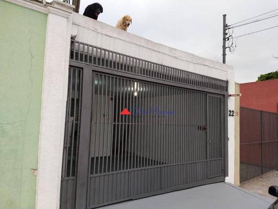 Salão Para Alugar, 100 M² Por R$ 2.600,00/mês - Jaguaré - São Paulo/sp - Sl0099