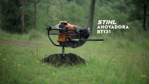Hoyadora Stihl Bt 130