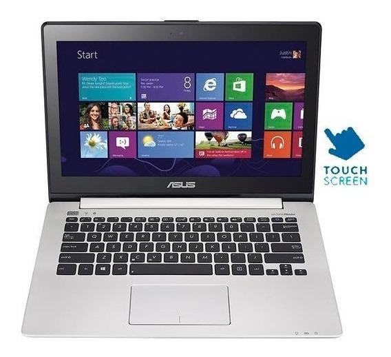 Laptop Asus Q301l I5 Cuarta Gen 8gb Ram Pantalla Touch 500hd