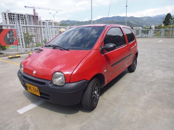 Renault Twingo Rojo Vino
