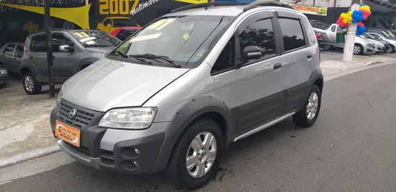 Fiat Idea 1.8 Adventure Flex 2007 !!!