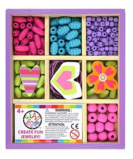 Bead Bazaar Sweety Pie Mini Bead Box