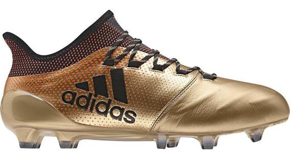 adidas X 17.1 Fg Piel Futbol Soccer Terreno Firme Pasto