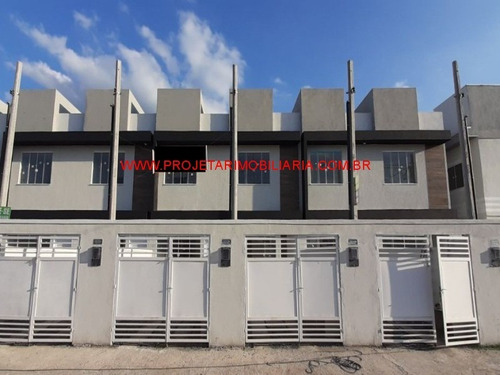 Imagem 1 de 16 de Linda Casa - Ipiranga -próximo Ao Ciep 354 -  Empreendimento Carol 3 - Ca00733 - 69542205