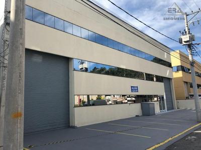 Lindo Galpão Para Locação, Condomínio Industrial De Itaquaquecetuba - Ga0046. - Ga0046