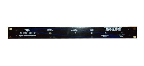 Modulador Profissional Proeletronic Pqrm-9000 Canal D Adj