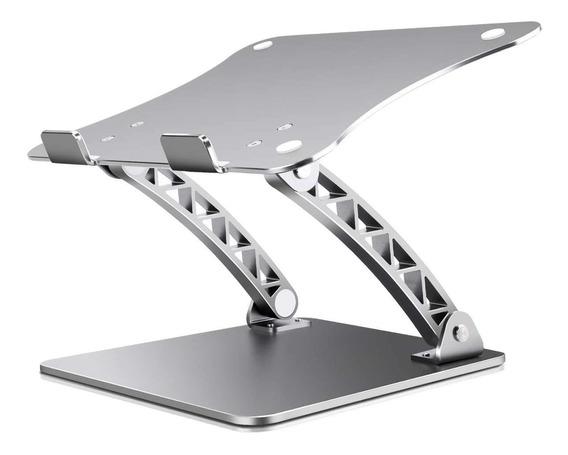 Suporte De Alumínio Laptop Gamer Macbook Apple Ajustável