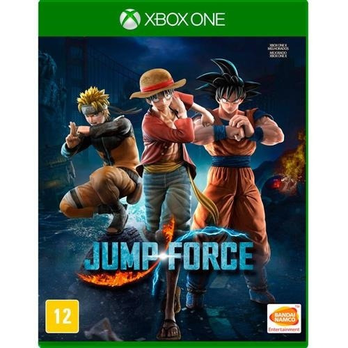 Jump Force Xbox One Mídia Física