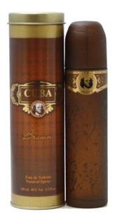 Perfume Cuba Brown 100ml Men (100% Original)