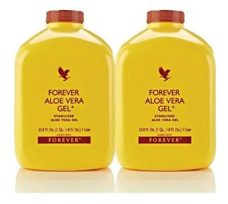 2 Forever Aloe Vera Gel, Envío Gratis, Forever Living