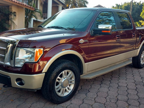 Ford Lobo King Ranch 4x4 2010