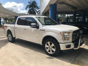 Ford Lobo 3.5 Platinum Cabina Doble 4x4 Mt Cancun