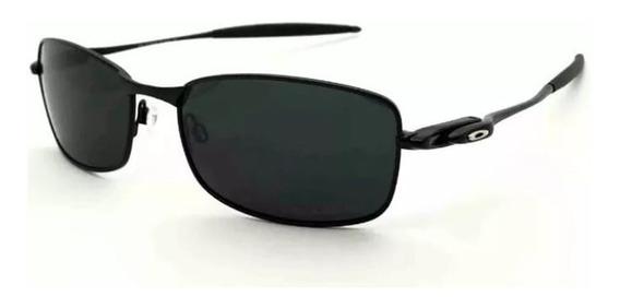 Oculos De Sol Whisker Preto Metal Masculino + Cartão Teste!!