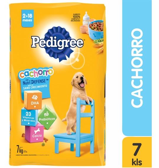 Alimento Para Perro Pedigree Cachorro X 7kg