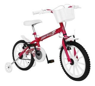 Bicicleta Infantil Track & Bikes Monny Aro 16, Neon