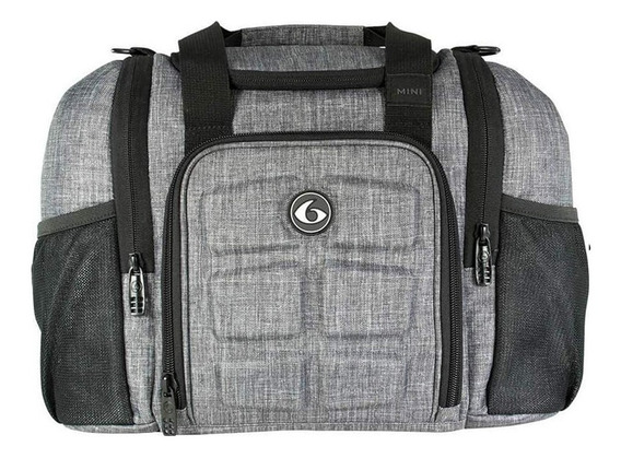 Bolsa Térmica Six Pack Bag Innovator Mini Static - Cinza