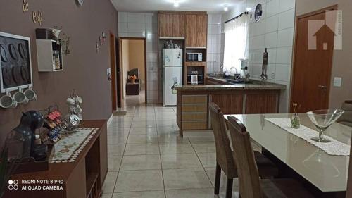 Casa Com 3 Suítes À Venda, 220 M² - Jardim Colônia - Jundiaí/sp (aceita Permuta Menor Valor) - Ca0469